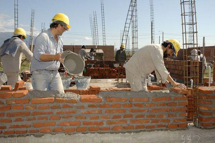 El consumo de cemento volvió a registrar un alza del 37 %