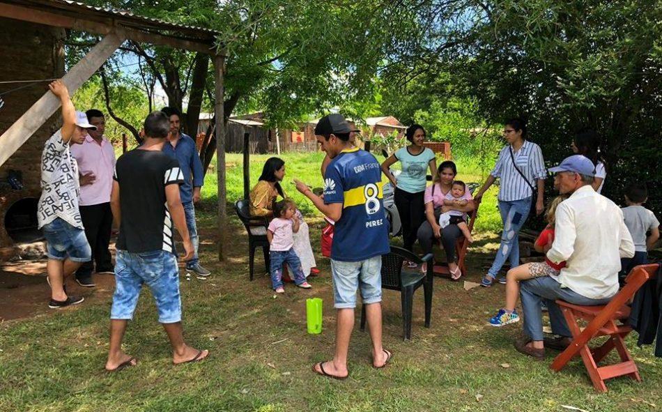 familias-reclamo Candelaria