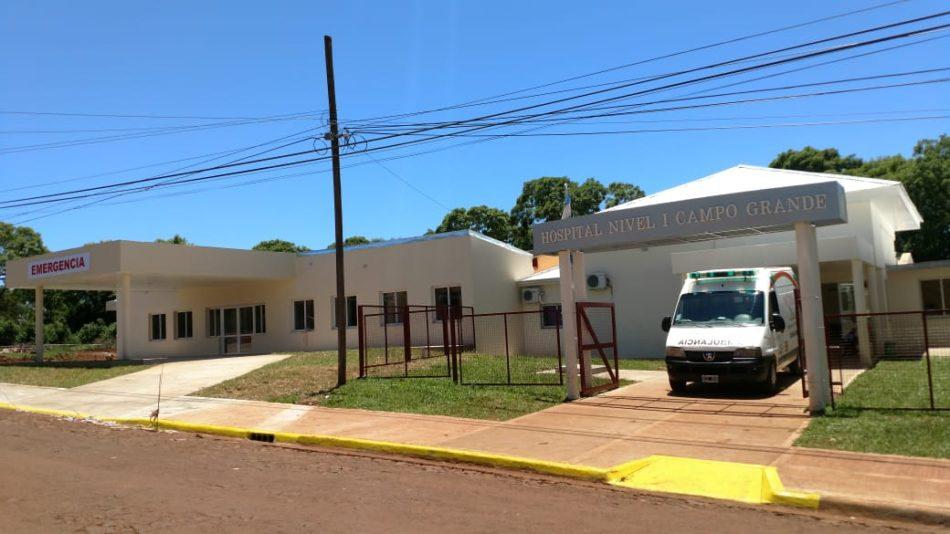 hospital Campo Grande