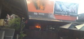incendio Malparida