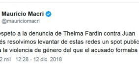 mauricio macri-Darthes