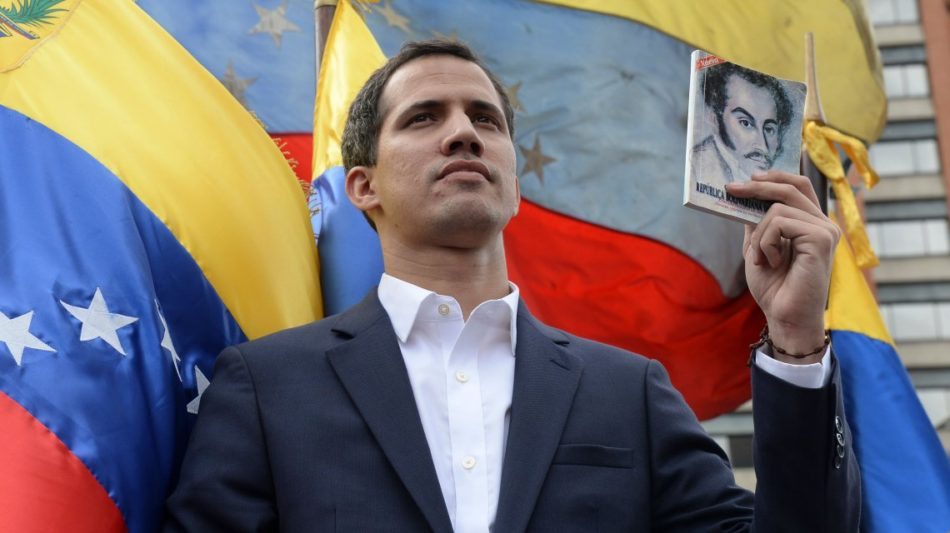 Guaido-presidencia Venezuela