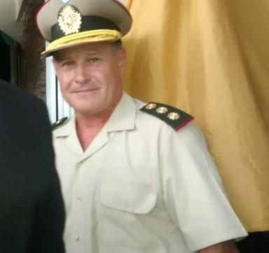 comandante Karacic