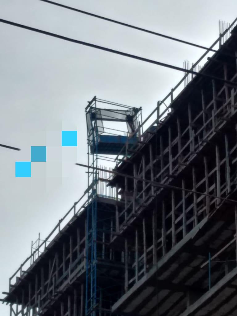 edificio construccion