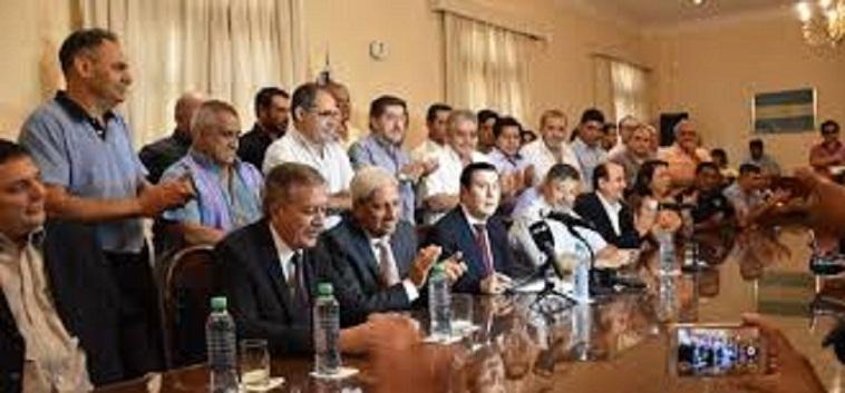 Acuerdo de Incremento Salarial en Sgo, del Estero