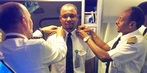 Capitán Mohammed Abubakar