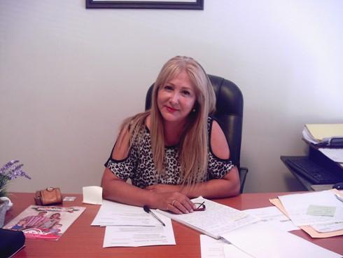 Dra. Wilma Andino - Delegada