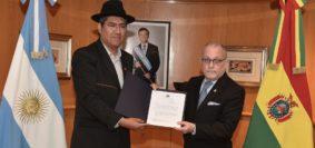 Acuerdos con Bolivia