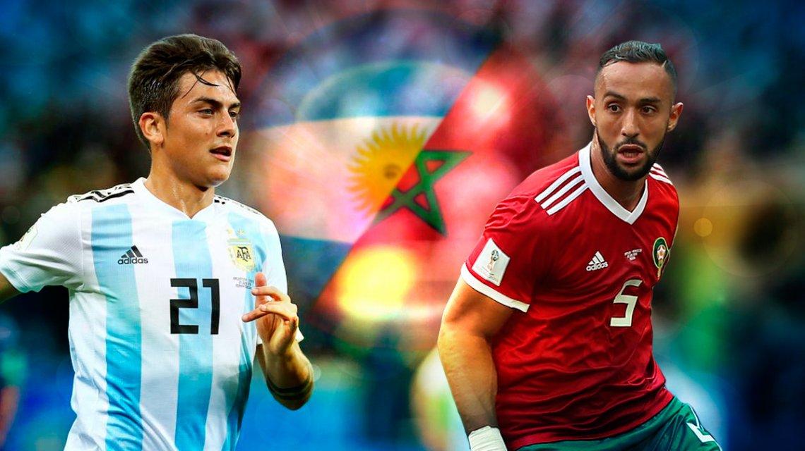 Argentina-Marruecos