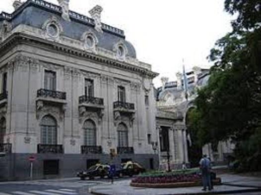 Cancillería-Palacio San Martín
