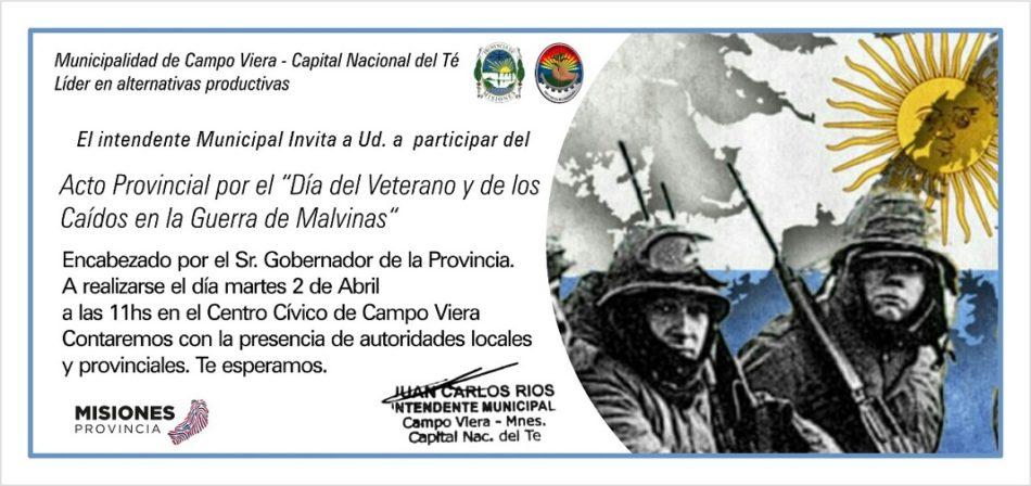 Invitación 2 de Abril Campo Viera