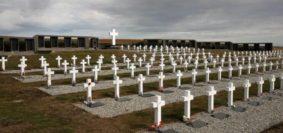 Plan Humanitario Malvinas- Cementerio de Darwin