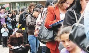 desempleo mujeres