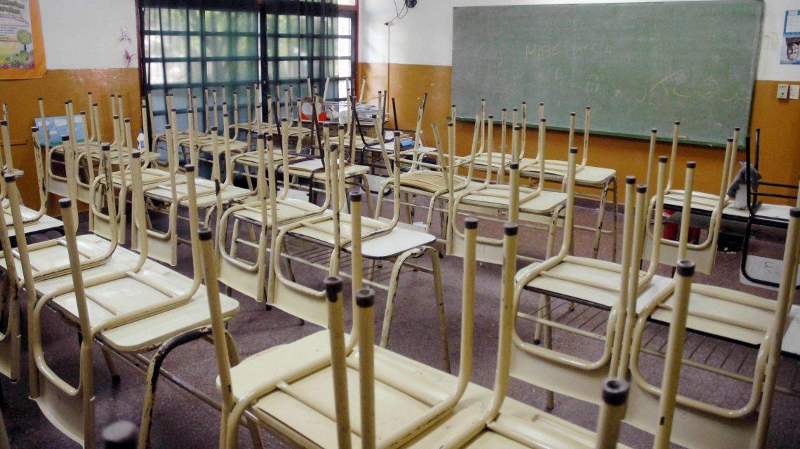 Paro docente por 48 horas