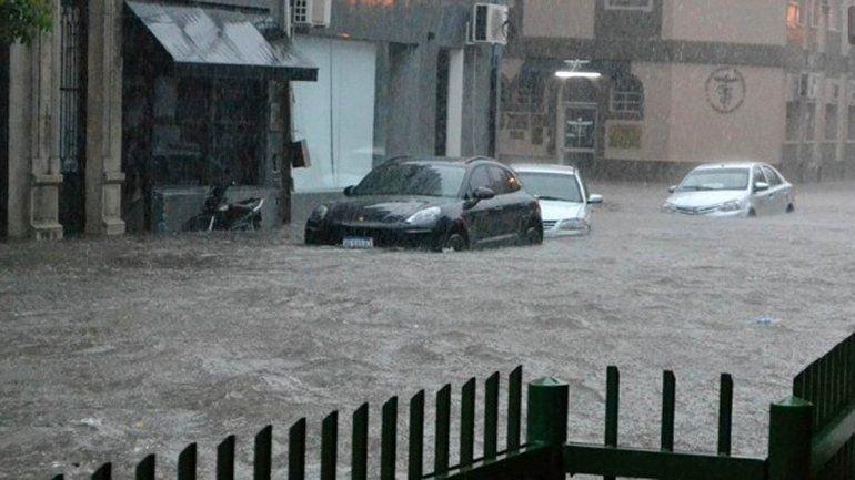 Corrientes-inundaciones