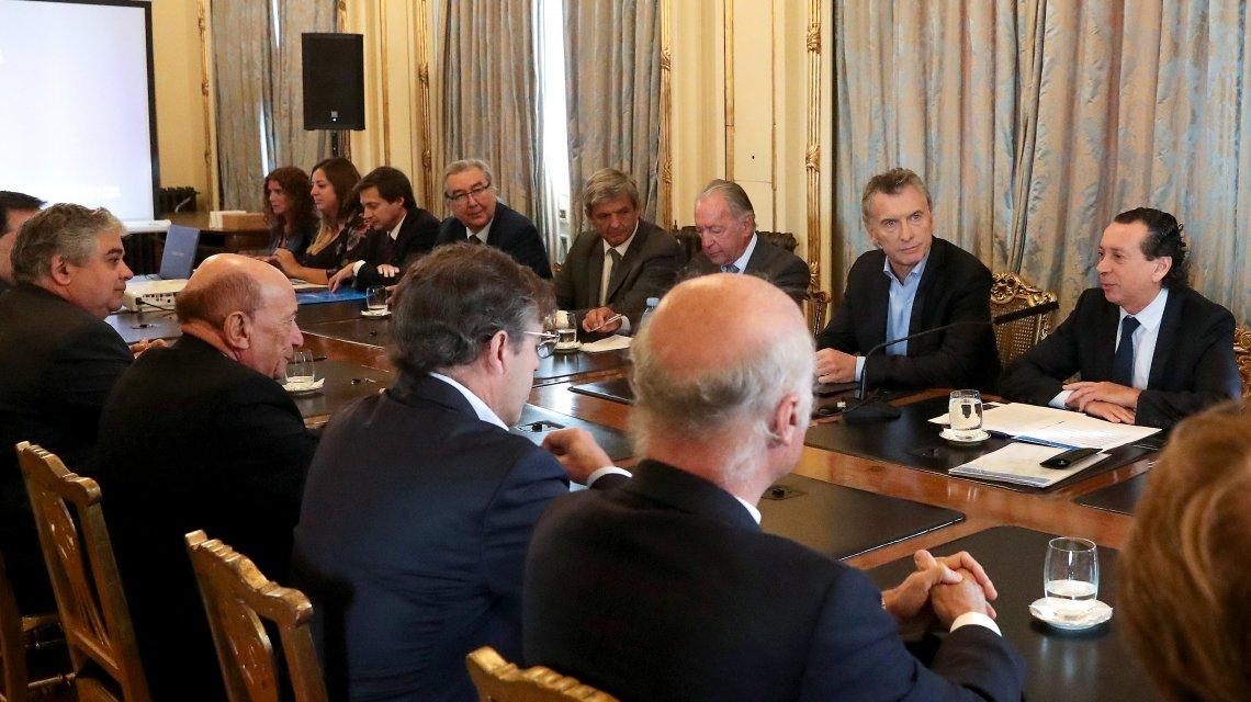Macri-empresarios