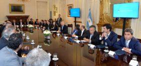Macri-gobernadores cambiemos