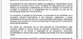 OCA-quiebra