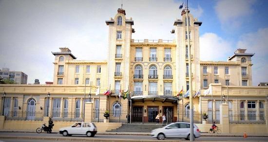 Parlasur- Edificio
