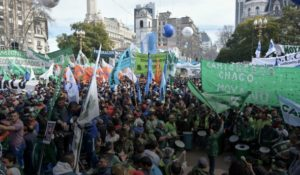 Movilización-Organizaciones Sociales