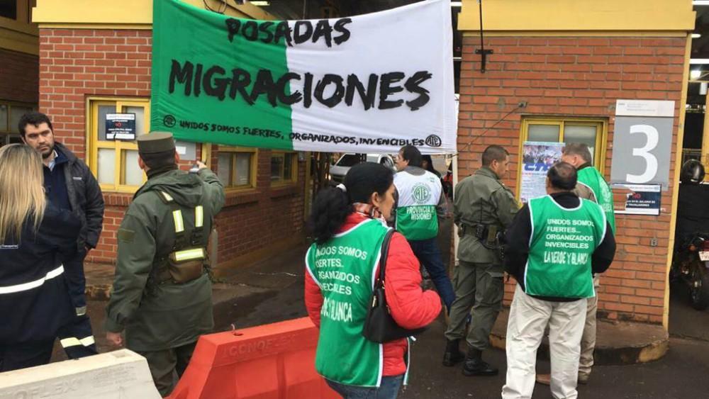 Migraciones-medidas de fuerza