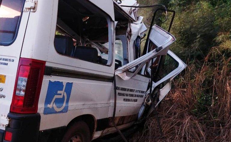 Santiago Liniers-accidente