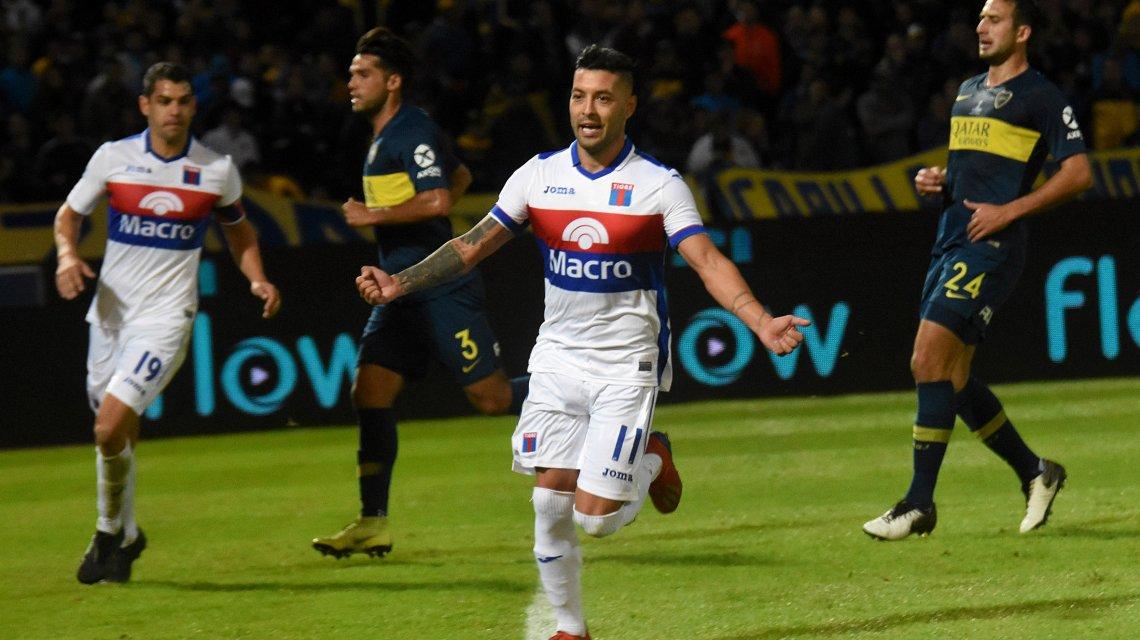 Tigre-Boca-Superliga