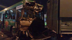 accidente avenida quarata