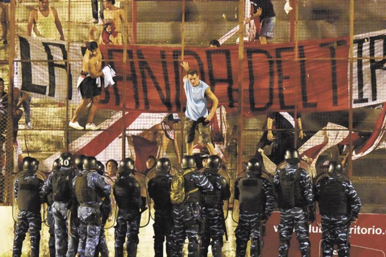 guarani-disturbios