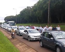 taxis y remises-IGUAZU