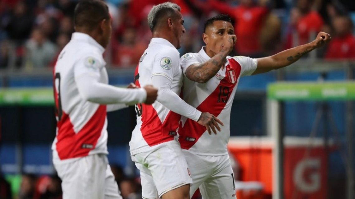 Copa America-Peru