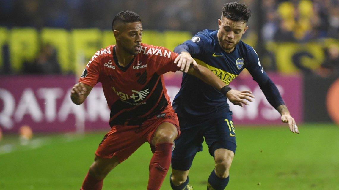 Copa Libertadores-Boca