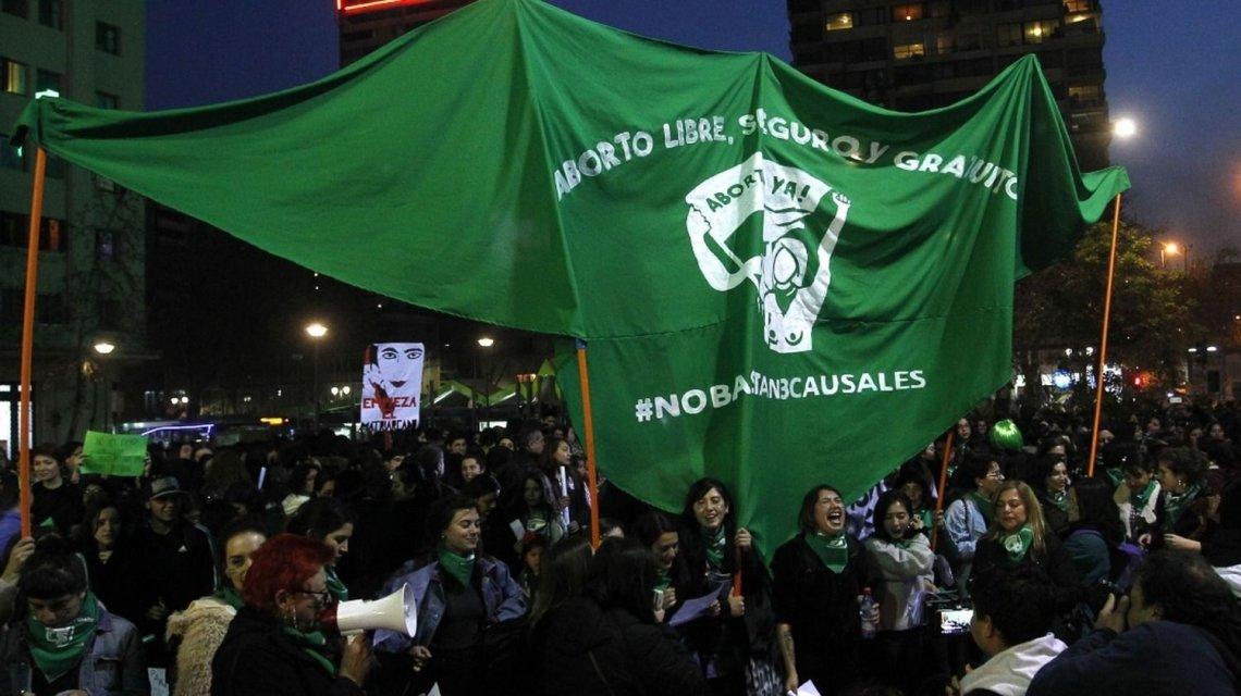 aborto legal-chile