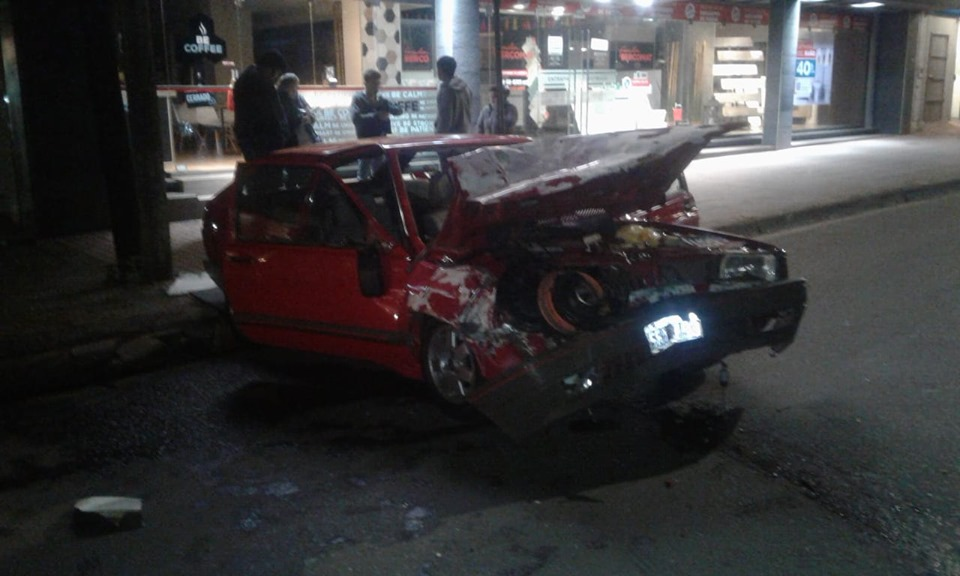 accidente uruguay