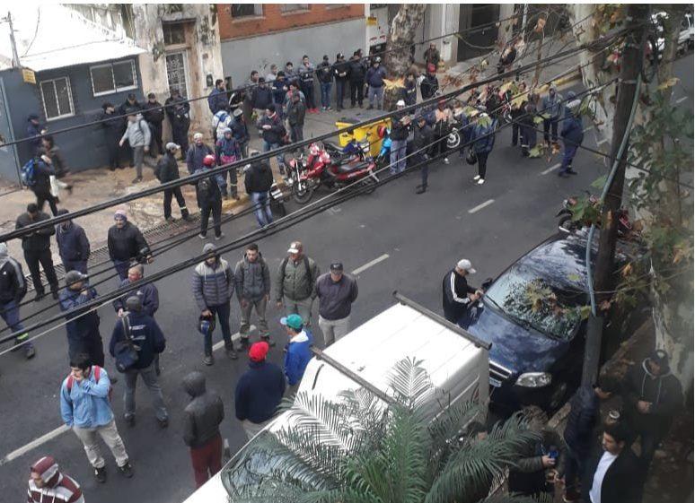 municipales-protesta-Posadas