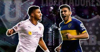 Copa Libertadores: Boca visita hoy a la Liga Deportiva de Quito