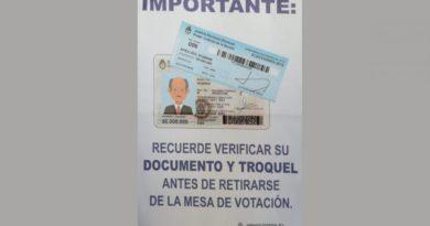 votacion papeles