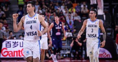 Argentina-Serbia-Mundia Basquet