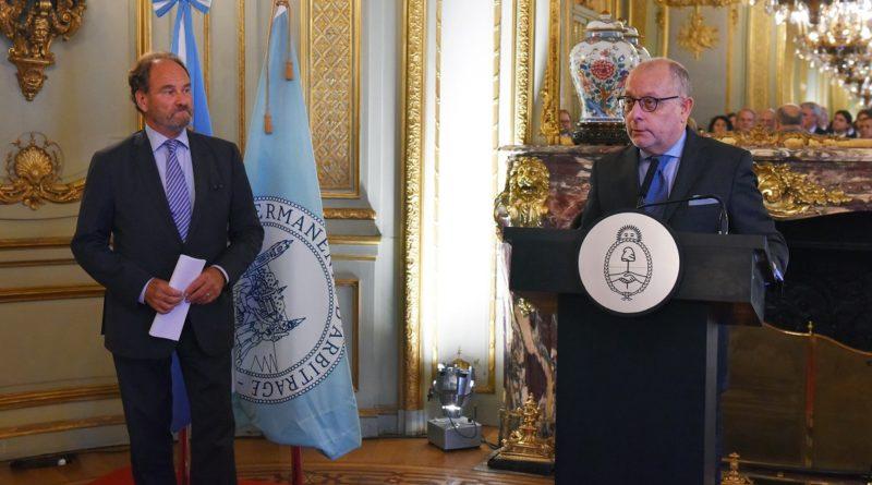 Hugo Siblezs - Jorge Faurie