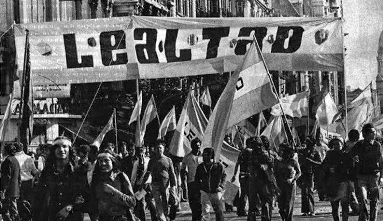 Peronismo-marchas