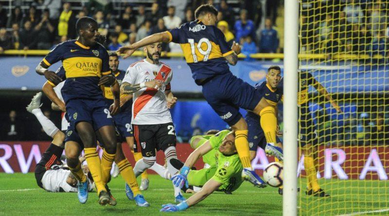 River-Boca-Copa Libertadores