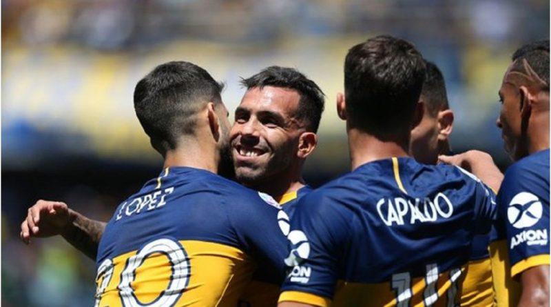 Boca Superliga