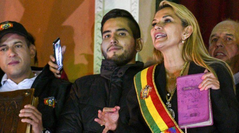 Bolivia-presidenta