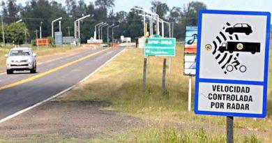 Instalarán radares fijos en distintos puntos de la provincia
