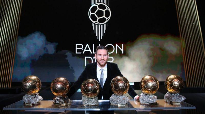 Messi-oro