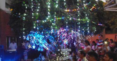 Mañana se encenderá el Árbol de los Deseos de Navidad