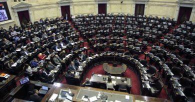 Juran los diputados nacionales electos