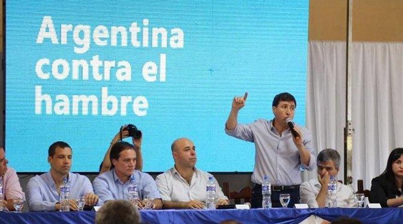 Daniel Arroyo Argentina contra el-hambre