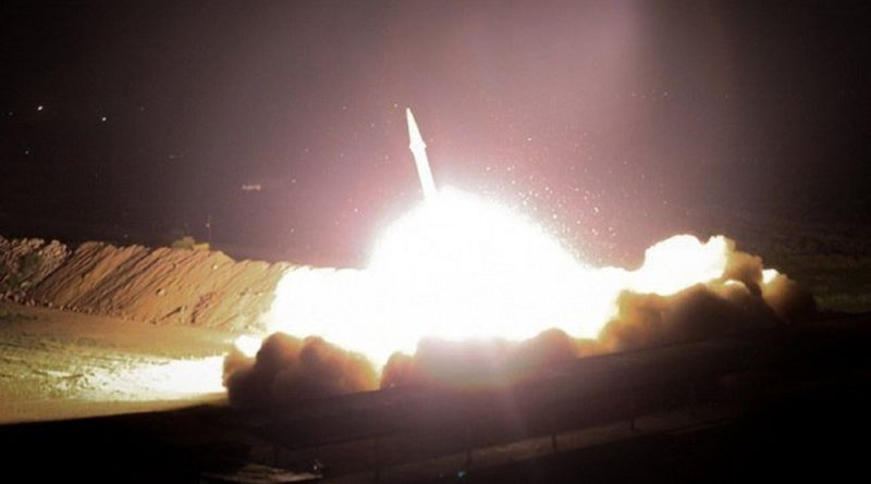Iran-misiles