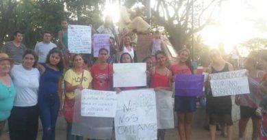Vuelven a marchar en Candelaria por violaciones